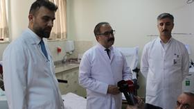 Korona tedavisinde Türkiye'de bir ilk: Patojenlerden arındırılmış plazma nakli ile korona virüs tedavisi yapılacak
