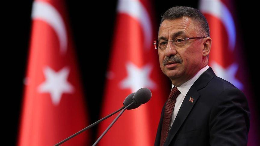 Cumhurbaşkanı Yardımcısı Oktay Yozgat'ta karantina altındaki köyle ilgili bilgi aldı