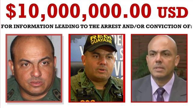 ABD'nin yakalanması için ödül koyduğu Venezuelalı eski tümgeneral teslim oldu