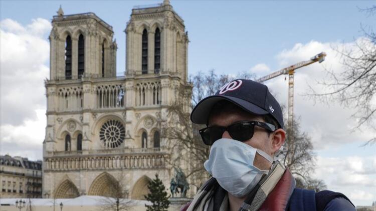 Fransa'da ölenlerin sayısı 2 bin 314'e yükseldi