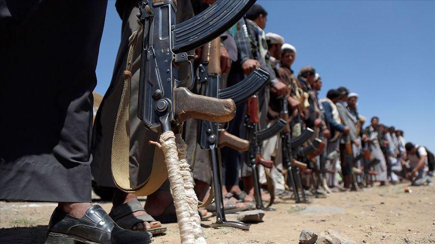 Husiler: Hükümet güçlerinin elindeki 14 esir serbest bırakıldı