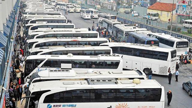İstanbul Valisi Ali Yerlikaya: Bugün 17.00 itibarıyla otobüsle şehir dışına çıkışlar durdurulacak
