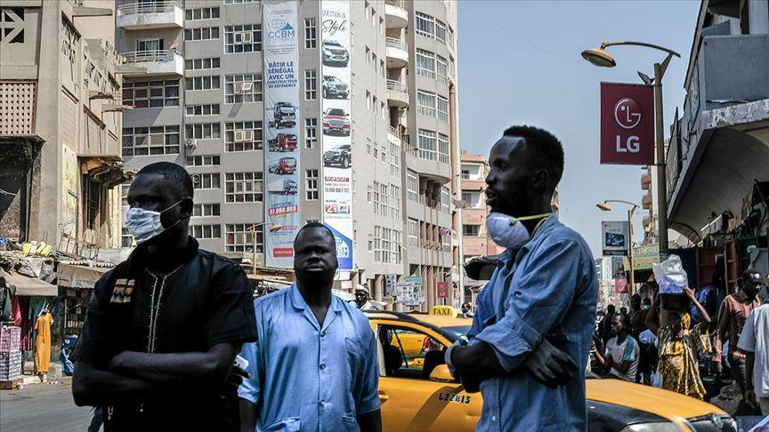 Afrika'da Kovid-19 nedeniyle ölenlerin sayısı 117'ye ulaştı