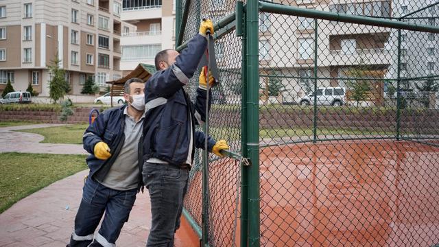 İç Anadolu'da koronavirüs tehdidine karşı alınan tedbirler