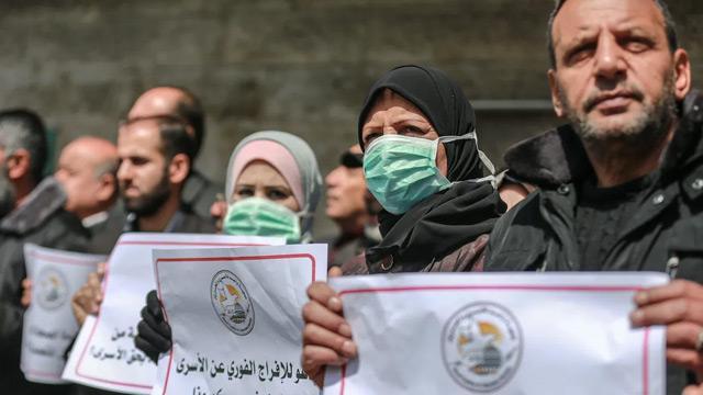 Tunus ve Filistin'de koronavirüs vakaları arttı