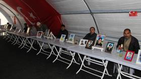 HDP önündeki ailelerin evlat nöbeti 209'uncu gününde