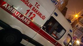 İstanbul'da koronavirüs vakasına giden 112 ekibine saldırı