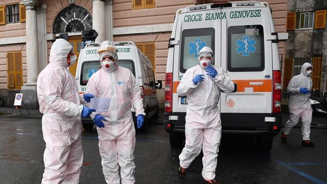 İspanya'da son 24 saatte koronavirüsten can verenlerin sayısı dehşet verdi