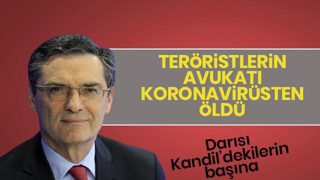 Terör örgütü ASALA'nın eski avukatı Deveciyan koronavirüsten öldü
