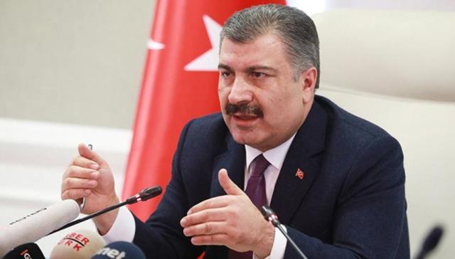 Sağlık Bakanı Koca açıkladı! Türkiye'de can kaybı 131'e, vaka sayısı 9 bin 217'ye yükseldi