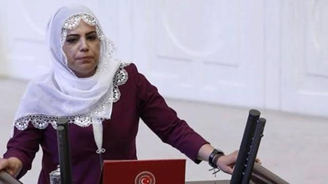 HDP Diyarbakır Milletvekili Remziye Tosun hakkında soruşturma başlatıldı