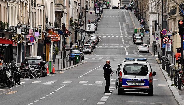 Fransa'da koronavirüsten hayatını kaybedenlerin sayısı 2606'ya yükseldi