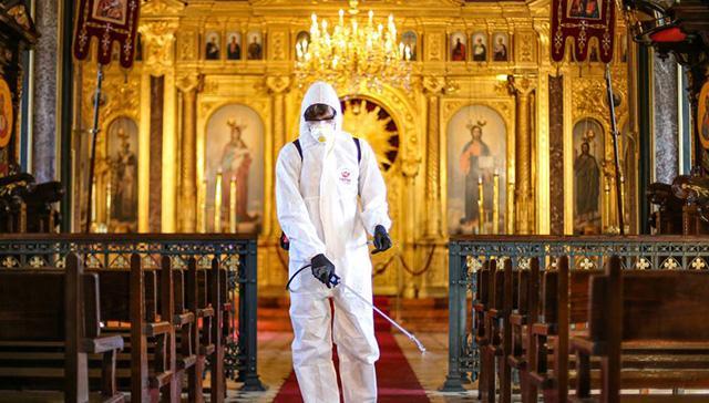 Fransa'da koronavirüsün Evanjelik Kilisesinden yayıldığı ortaya çıktı