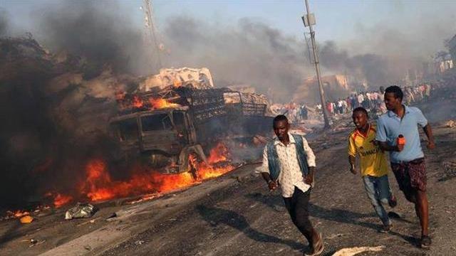 Burkina Faso'da pazar yerine saldırı: 15 ölü