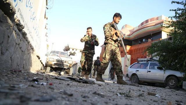 Afganistan'da EYP saldırısında bir çocuk öldü