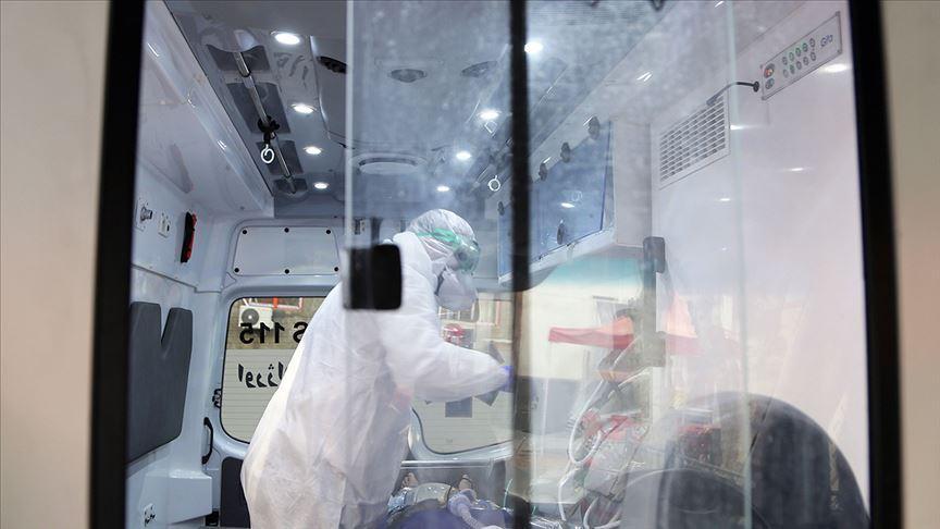 İran'da koronavirüsten hayatını kaybedenlerin sayısı 2757'ye yükseldi