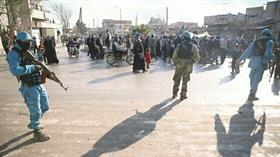 Cerablus'ta PKK'nın bombalı araç saldırısı engellendi