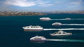 İstanbul'da 17.00'den itibaren deniz üzerinden yolcu taşımacılığı durduruldu