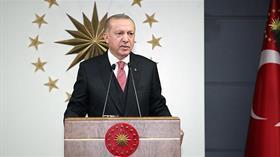 Başkan Erdoğan: 'Biz Bize Yeteriz Türkiyem' kampanyasını başlatıyoruz
