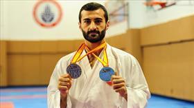 Milli karateci Uğur Aktaş: Olimpiyat heyecanımızı bir yıl erteledik
