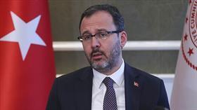 Bakan Kasapoğlu: Liglerin başlama zamanı Bilim Kurulu ve Sağlık Bakanlığı'nın görüşleri ile ortaya çıkacak