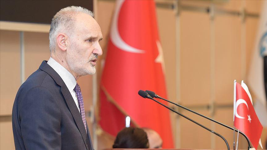 İstanbul Ticaret Odası'dan Milli Dayanışma Kampanyası'na 5 milyon TL katkı