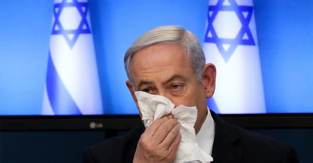 Terör devleti İsrail'de son dakika gelişmesi! Netanyahu karantinaya alındı