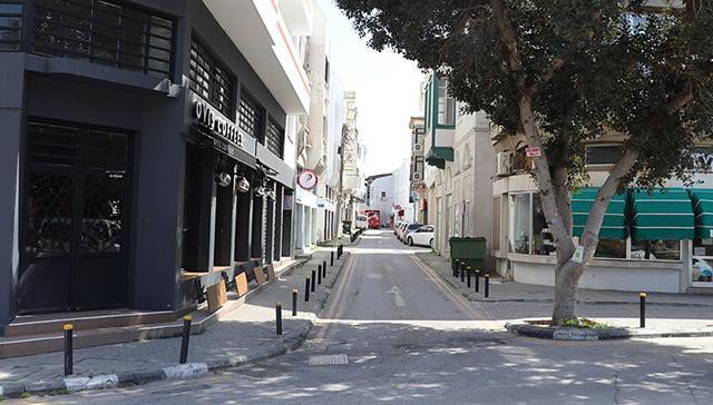KKTC'de koronavirüs salgını nedeniyle sokağa çıkma yasağının kapsamı genişletildi