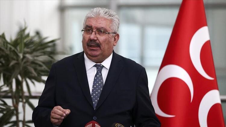 MHP: Koronavirüs tedbirleri kapsamında 4 Nisan'da Türkeş için düzenlenecek etkinlik iptal
