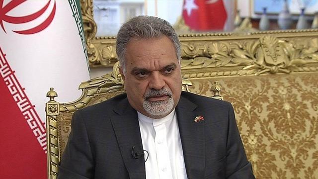 İran Büyükelçisi Ferazmend: Türkiye'nin tıbbi yardımları için teşekkür ederiz