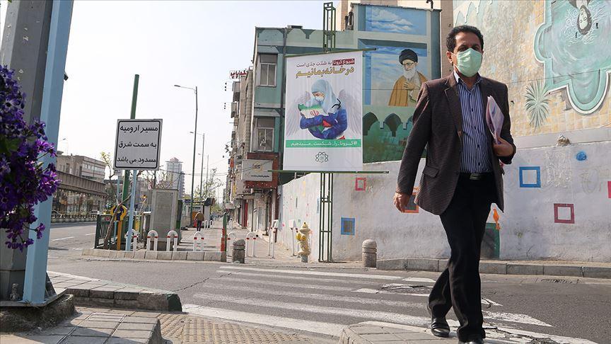 İran'da koronavirüs krizinin en az 2 ay daha devam etmesi bekleniyor