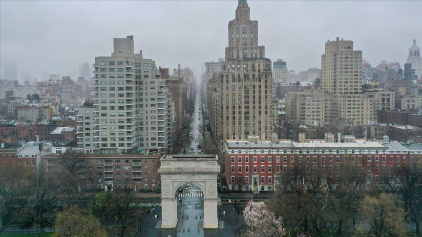 New York'ta Kovid-19'dan ölenlerin sayısı 1000'i geçti