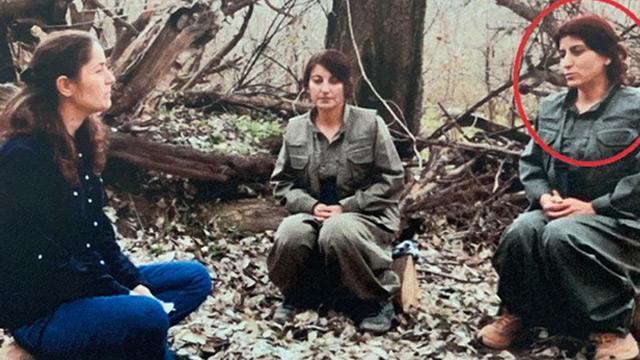 PKK/KCK'nın elebaşılarından Nazife Bilen artık yok