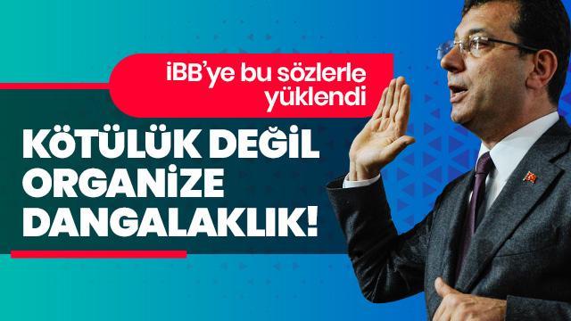 Ahmet Hakan'dan İETT yorumu: Organize dangalaklık