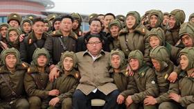 Kuzey Kore lideri Kim koronavirüse meydan okuyor!