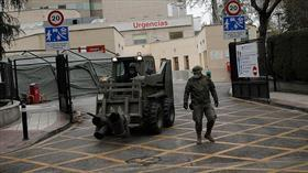 İspanya'da 849 kişi daha koronavirüs nedeniyle hayatını kaybetti