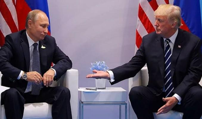 Trump ve Putin, 'enerji piyasasını dengeleme' konusunda anlaştı