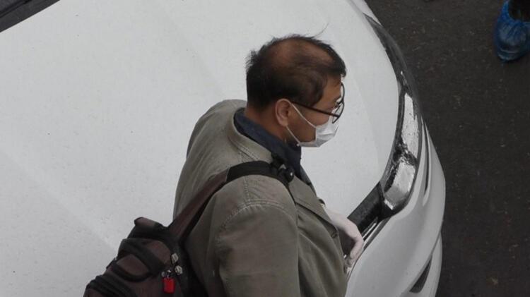 Kars'ta panik: Ortaya çıkan Çinli hareketli anlar yaşattı