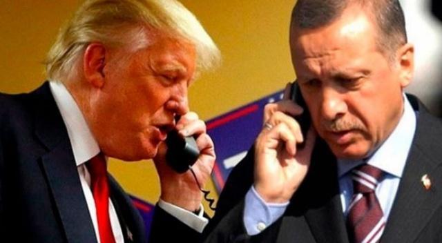 Başkan Erdoğan ile Trump arasında kritik koronavirüs görüşmesi