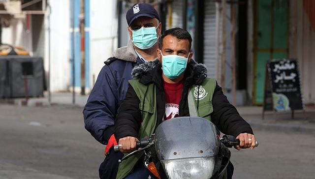 Filistin'de yeni tip koronavirüs vaka sayısı 116'ya yükseldi