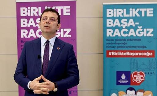 İBB'nin bağış kampanyası hesapları bloke edildi