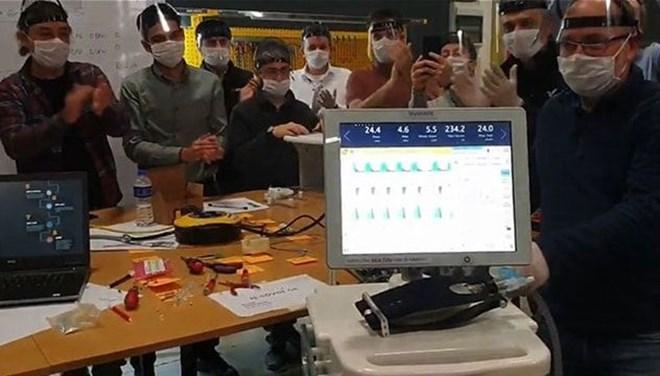 Haluk Bayraktar'tan yerli solunum cihazı açıklaması