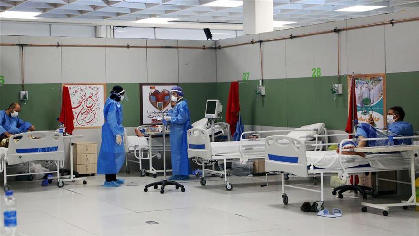İran'da son 24 saatte 141 kişi koronavirüsten öldü