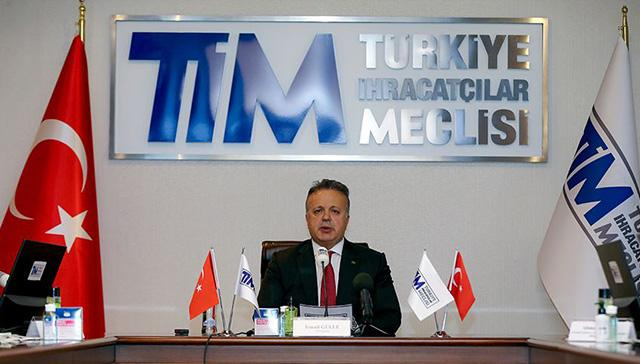 Türkiye İhracatçılar Meclis'nden Milli Dayanışma Kampanyası'na 15 milyon TL destek