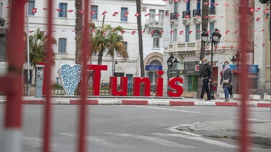 Tunus'ta Kovid-19 kaynaklı ölüm ve vaka sayısı arttı
