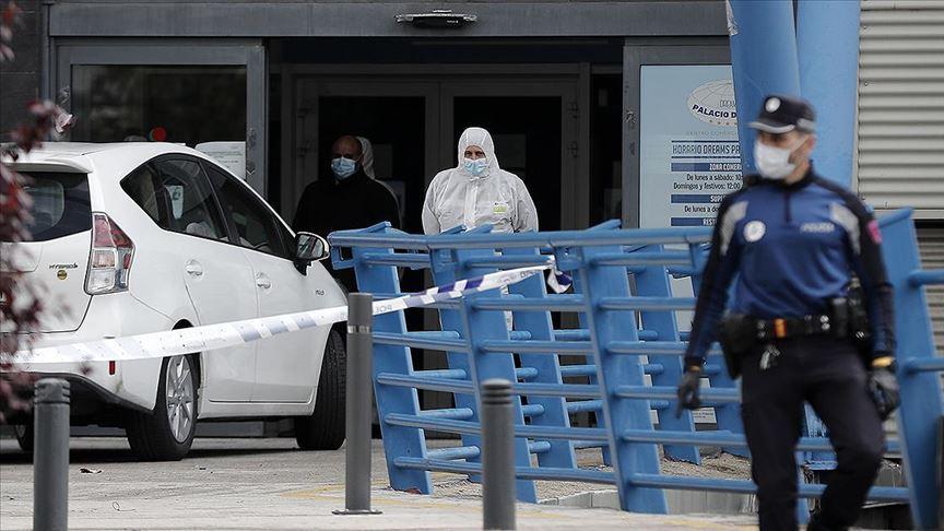 İspanya'da kâbus büyüyor! Hayatını kaybedenlerin sayısı son 24 saatte 864 kişi arttı