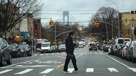New York'ta Kovid-19 ölümleri 1000'i geçti