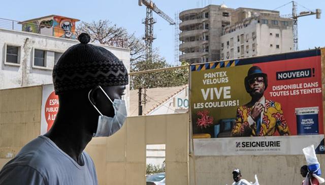 Senegal'de koronavirüs nedeniyle ilk can kaybı
