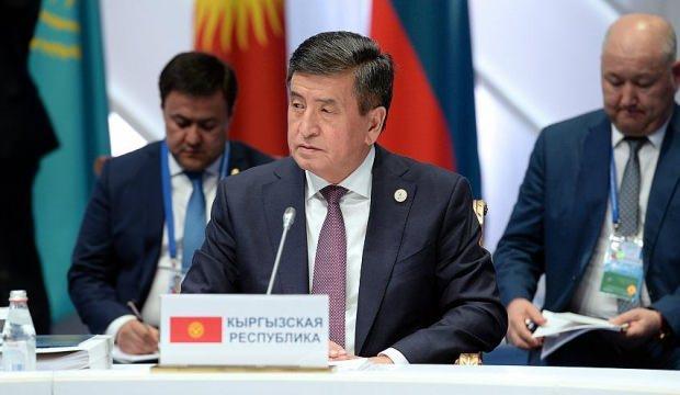 FETÖ yuvası Kırgızistan Türkiye'ye nota verdi!