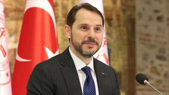 Bakan Albayrak: Sanayiciye yönelik doğal gaz fiyat indirimi hayırlı olsun